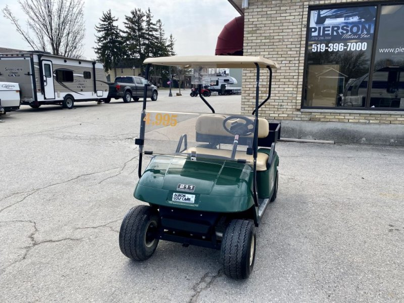 2012 GOLF CART E-Z - GO TXT TXT