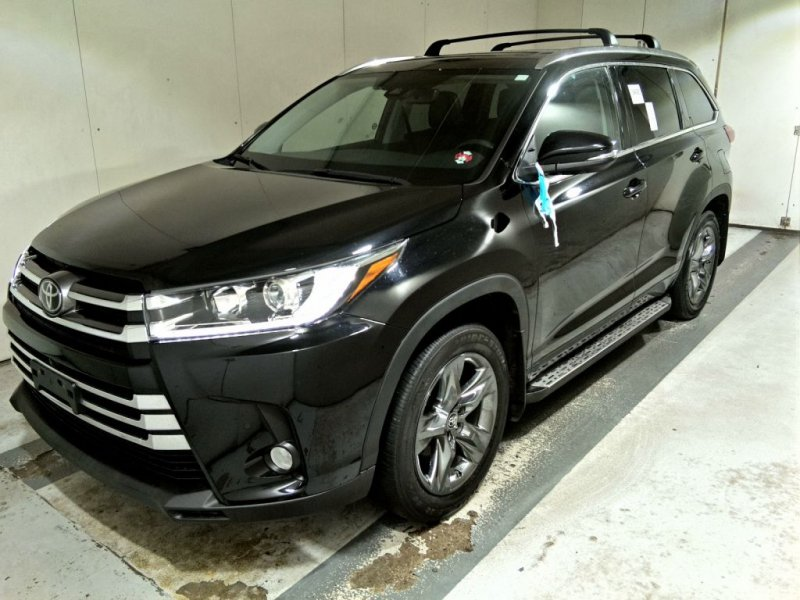 2018 TOYOTA HIGHLANDER LTD