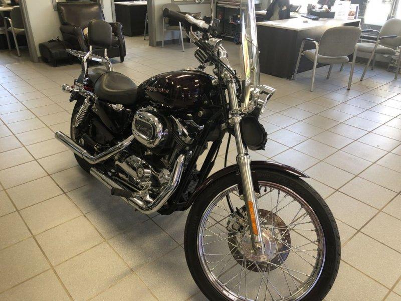 2006 MOTORCYCLE Harley Davidson 1200 Sportster