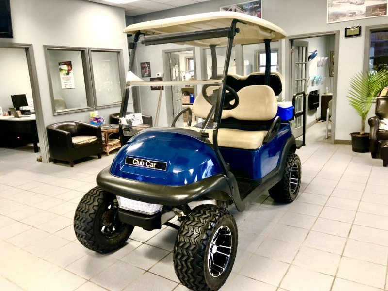 2013 GOLF CART Club Car LIFTED