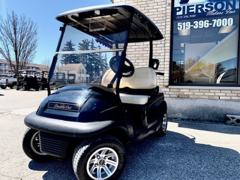2016 GOLF CART CLUB CART PRESEDENT
