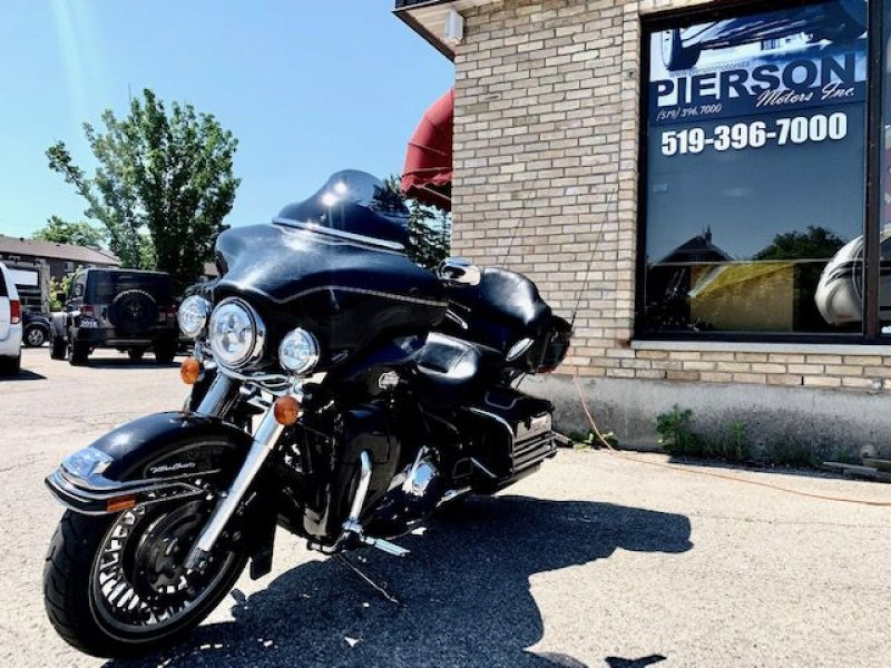 2009 MOTORCYCLE Harley Davidson Ultra Classic Ultra Classic