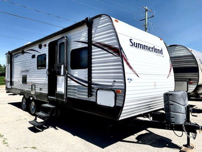 2014 SUMMERLAND Springdale sm2800