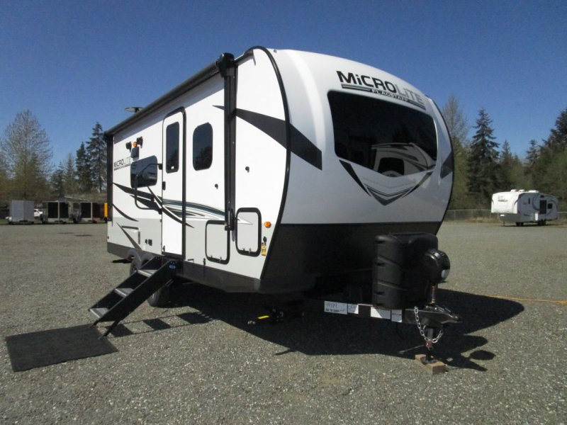 2022 FOREST RIVER Flagstaff Micro Lite 21DS