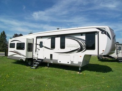 Used Hybrid Campers For Sale Near Me