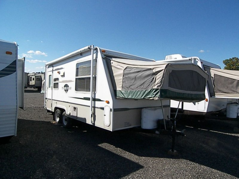 2004 STARCRAFT TRAVELSTAR 19CK