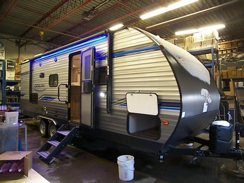 2020 COACHMEN CATALINA LEGACY EDITION CAT243RBS
