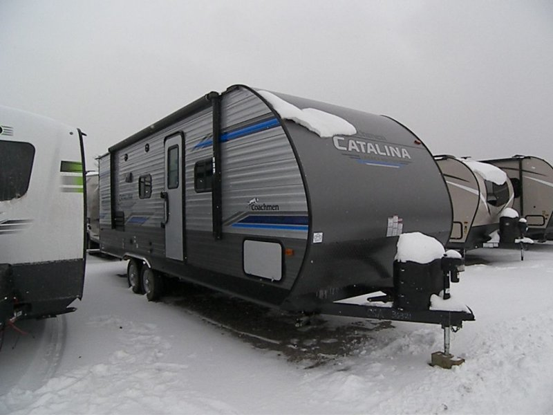 2021 COACHMEN CATALINA LEGACY EDITION CAT243RBS