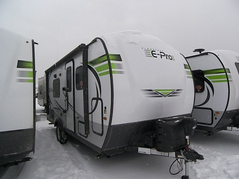 2021 FOREST RIVER E-PRO by FLAGSTAFF E19FD