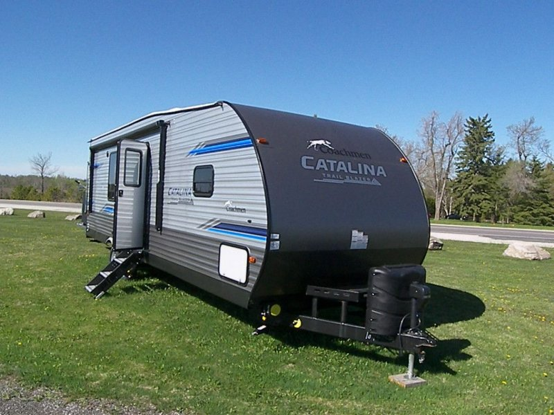 2020 COACHMEN CATALINA TRAILBLAZER CAT28THS