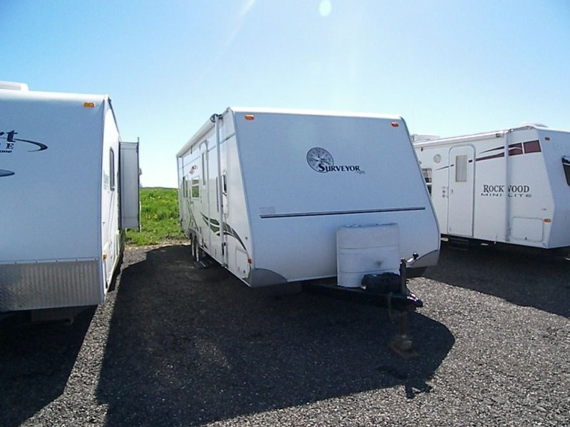 2007 FOREST RIVER SURVEYOR 255RS