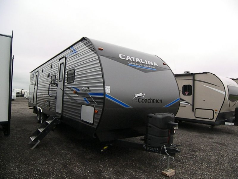 2021 COACHMEN CATALINA LEGACY EDITION CAT323BHDS