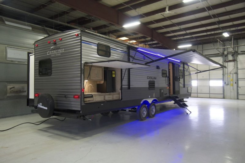 2021 COACHMEN CATALINA LEGACY EDITION CAT343BHTS