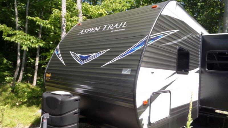 2019 DUTCHMEN Aspen Trail 2480RBS
