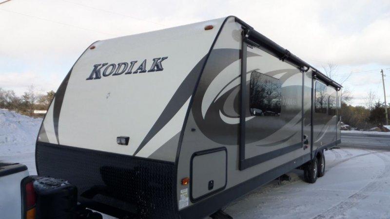 2015 DUTCHMEN Kodiak 298RL