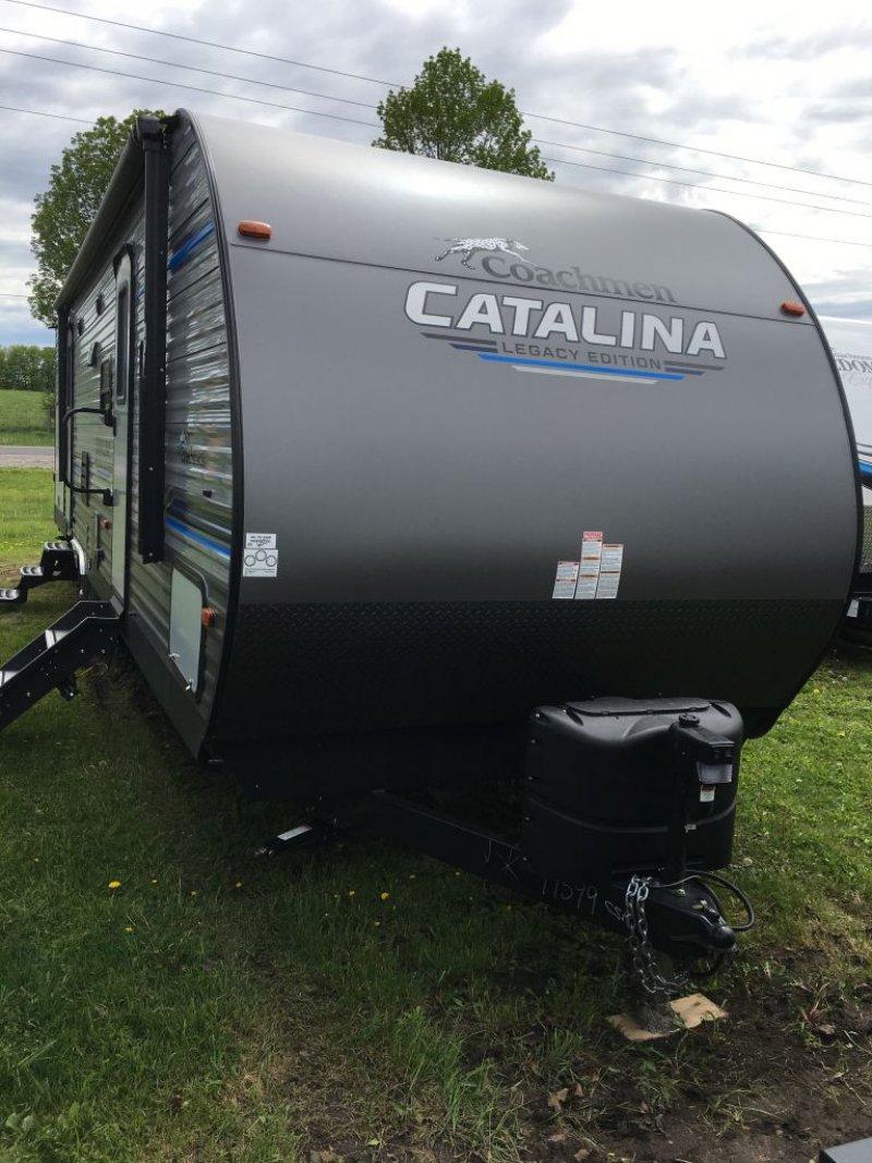 2021 COACHMEN CATALINA 323BHDSCKLE