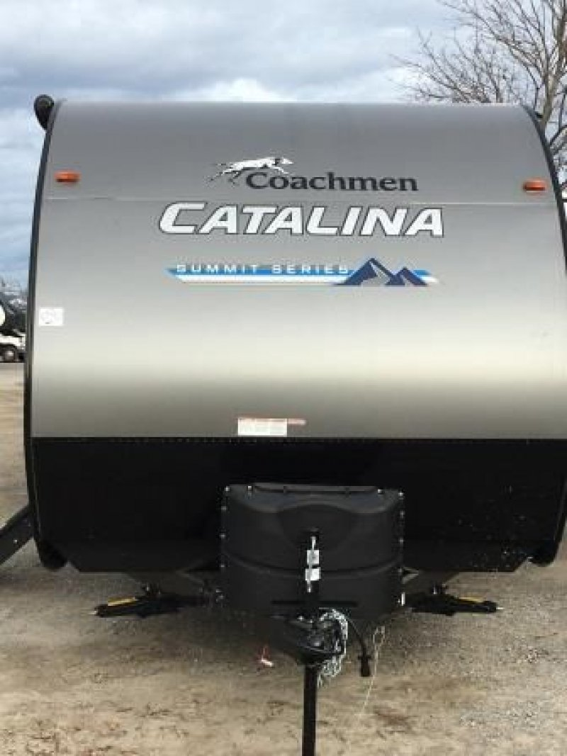 2021 COACHMEN Catalina Summit 261 BHS
