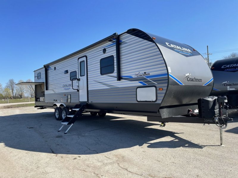 2022 FOREST RIVER CATALINA LEGACY 343 BHTS