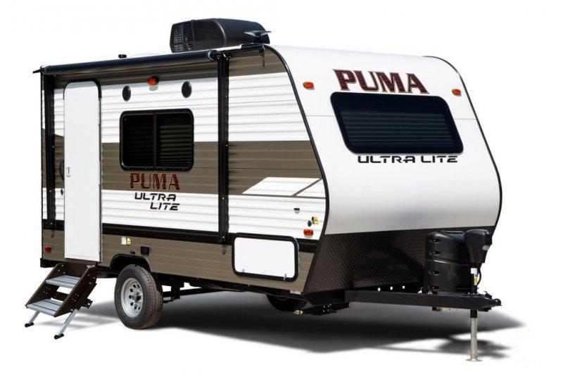 2021 PALOMINO Puma Ultra Lite 12 FBX