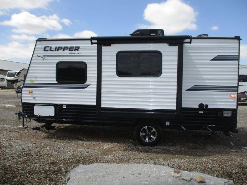 2018 COACHMEN Clipper 17FQS