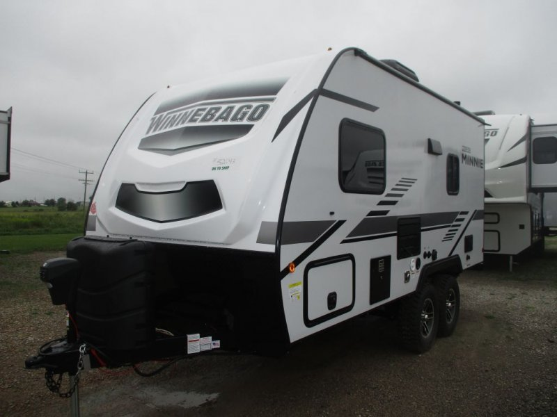 2021 WINNEBAGO MICRO MINNIE 1708FB