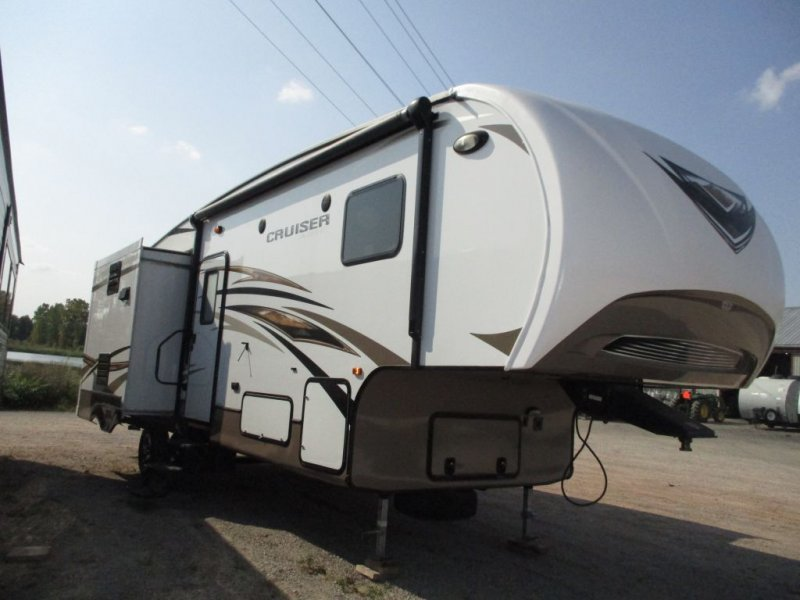 2014 CROSSROADS CRUISER AIRE CFL28CS