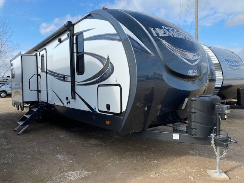 2018 FOREST RIVER HEMISPHERE 300BH