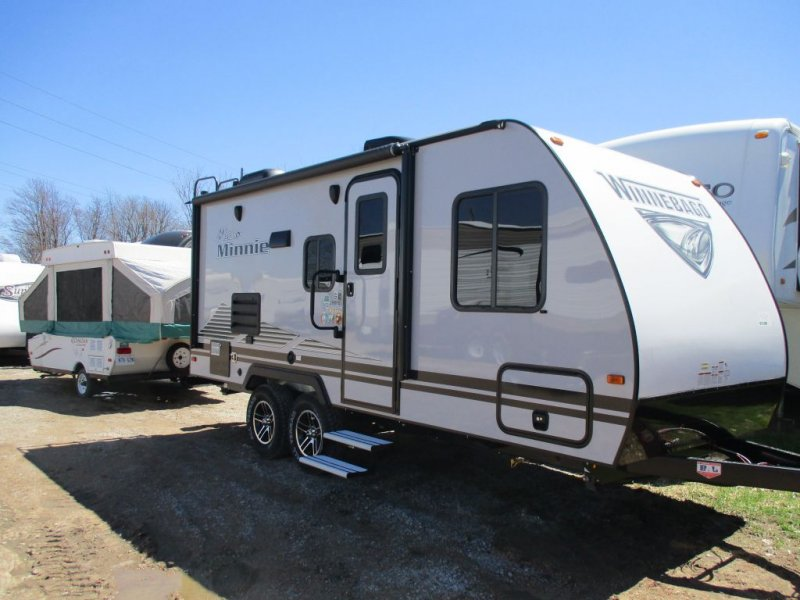 2020 WINNEBAGO Micro Minnie 2106FBS