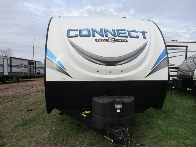 2020 K-Z INC. Connect 261RKK