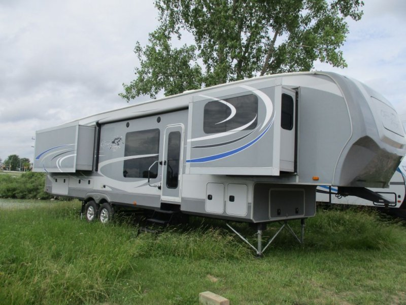 2015 HIGHLAND RIDGE RV OPEN RANGE 386FLR