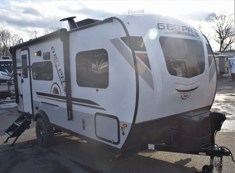 2021 FOREST RIVER ROCKWOOD GEO PRO 19FBS