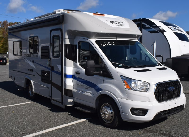 2021 COACHMEN CROSS TREK 21XGTA