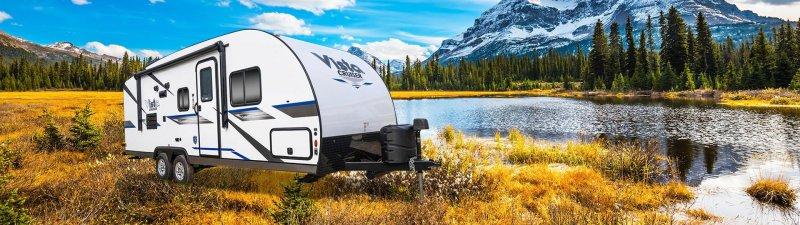 Slide Image - Vista cruiser Travel Trailers
