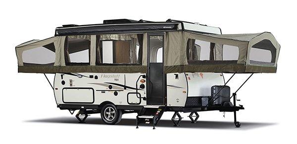 Flagstaff Hard Side(Tent)