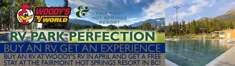 Slide Image - Get a FREE STAY at the Fairmont Hot Springs Resort