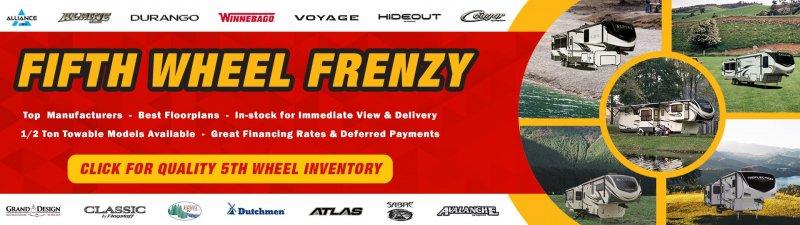 Slide Image - Fifth Wheel Frenzy