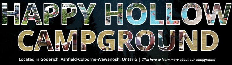 Slide Image - Happy Hollow Campground