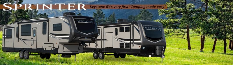 Slide Image - Keystone RV Sprinter
