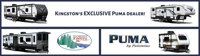 Slide Image - Kingston's Exclusive Puma Dealer