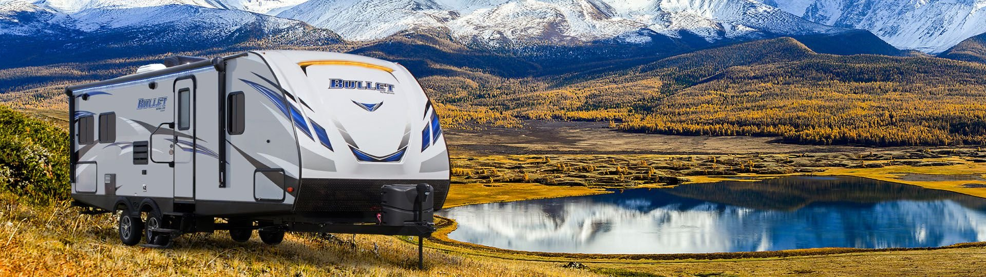 Bullet Travel Trailer - Slide Image