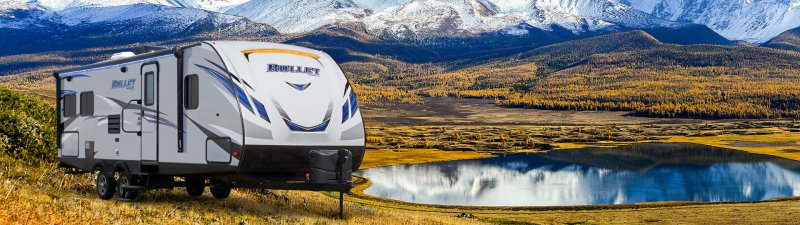 Slide Image - Bullet Travel Trailer