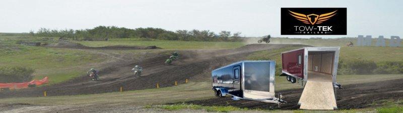 Slide Image - Tow-Tek Cargo Trailers