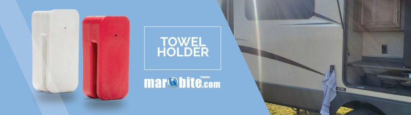 Slide Image - The Marbite Towel Holder