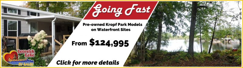 Slide Image - Kropf Park Models Sales