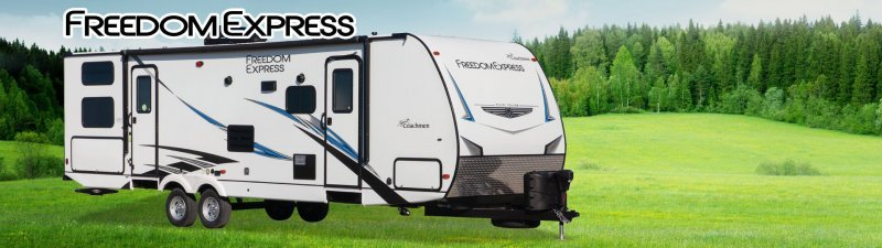 Slide Image - Coachmen Freedom Express
