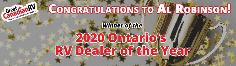 Slide Image - 2020 RV Dealer of the Year Ontario