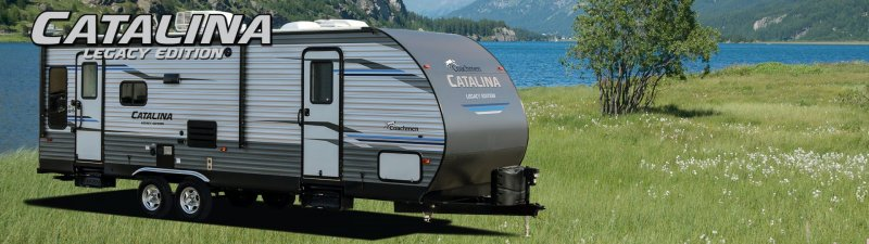 Slide Image - Catalina Travel Trailers