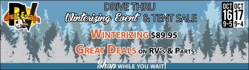 Slide Image - Winterizing Event